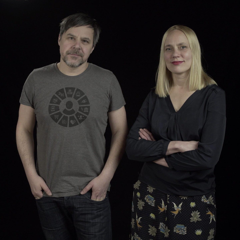 Tellervo Kalleinen and Oliver Kochta-Kalleinen